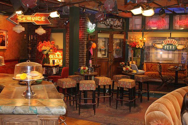 The Central Perk Set | Flickr : partage de photos !