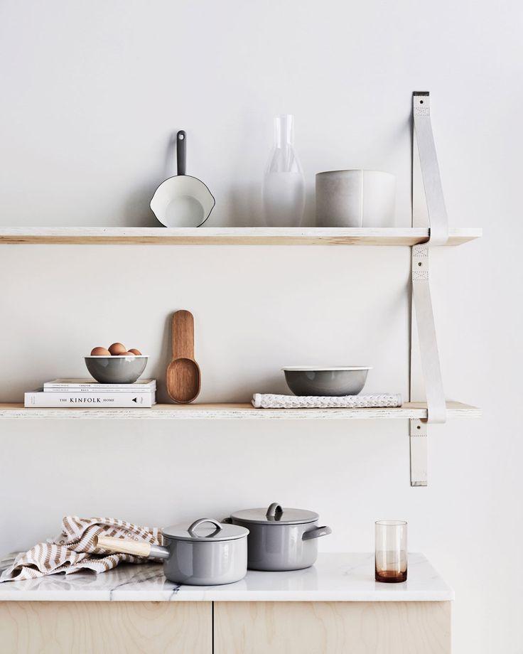 Open Shelving Unit Kitchen: 32 Best Kitchen Open Shelving Ideas Images On Pinterest