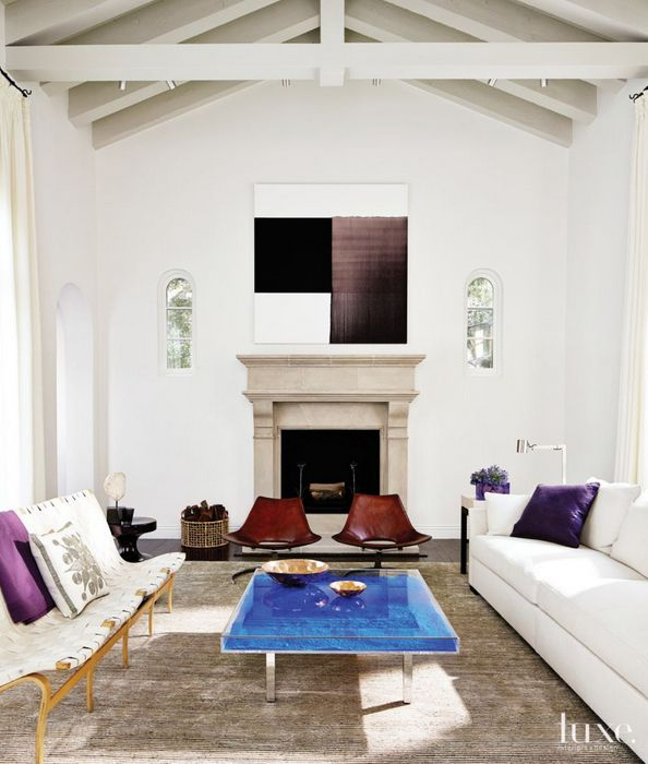 Living Room Design Magazine: 175 Best Decorating With Abstract Art Images On Pinterest