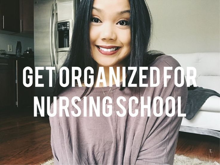 Play the video! Some things to think about when going into nursing school is how to get yourself organized. Whether this is your first or your last semester in nursing school, you know how crazy our schedules can get so it is really important for you to get organized and stay on top of thin