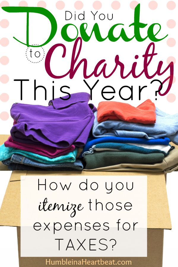 Find out how to properly itemize charitable donations. You never know when you'll be audited.
