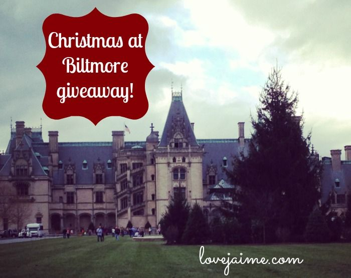 A few days left to enter this #Biltmore tickets #giveaway!