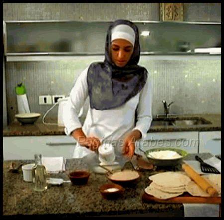 RECETA DE PAN ARABE | Paginas Arabes                                                                                                                                                     Más