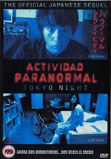 Actividad para normal: Noche en Tokio - online 2010
