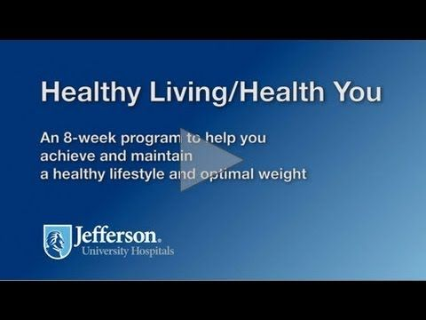 Confused about what diet to choose? Which exercise regimen is best for you? Jefferson's Healthy Living/Healthy You program takes a different approach to simplify nutrition and fitness: http://blogs.jeffersonhospital.org/atjeff/2013/09/06/nutrition-and-fitness-made-simple/
