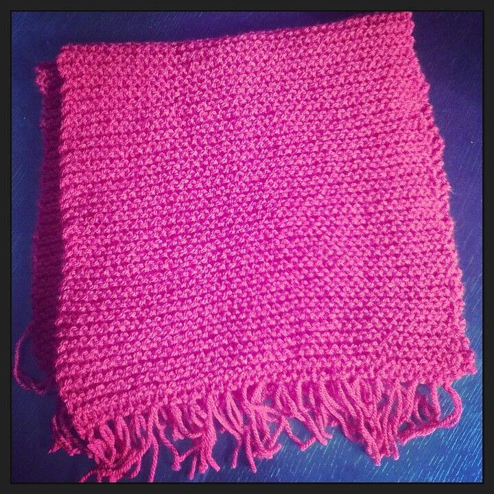 Μεγάλο κασκόλ σε κοραλοκοκκινο #crochet #handmade #creations #shawl #coralred #mywork #metaxerakiamou #neraidodhmiourgies