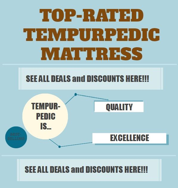 14 best images about tempurpedic mattress on pinterest places king and plush. Black Bedroom Furniture Sets. Home Design Ideas