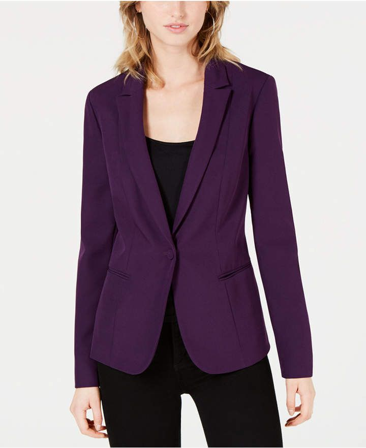 c5d81d4c1c8 Bar Iii Open Back Blazer