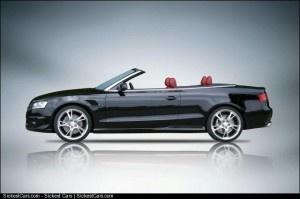 2009 Audi A5 Cabrio by ABT - http://sickestcars.com/2013/05/14/2009-audi-a5-cabrio-by-abt/