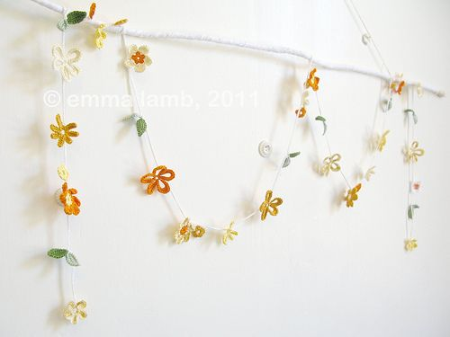 Another gorgeous garland from Emma Lamb