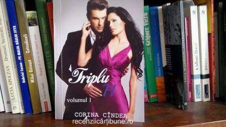 Autor: Corina Cîndea Titlu: Triplu H Volum 1 Sibiu 2015 Nr. pagini: 419  Mulțumesc autoarei Corina Cîndea pentru acest exemplar. Trebuie să recunosc că am auzit destul de târziu de ace…