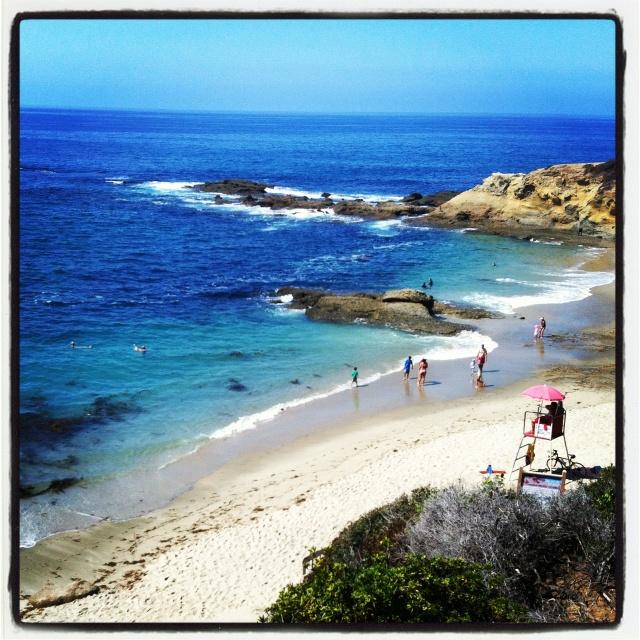 Treasure Island Beach: Treasure Island - Laguna Beach, CA