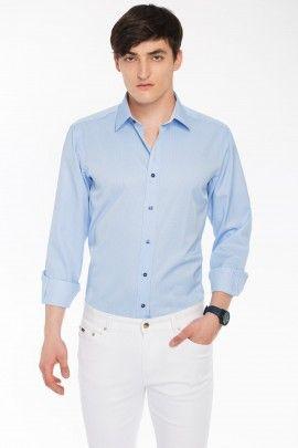 KOSZULA SAMSON SLIM #shirt #pawo #fashion #ellegance http://sklep.pawo.pl
