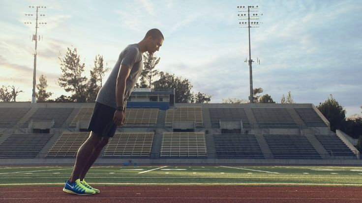 Here is Nike's most recent advertising campaign.  It holds true to their brand image with individual athletes pushing their hardest to succeed. #nike #flyknit #mkm915