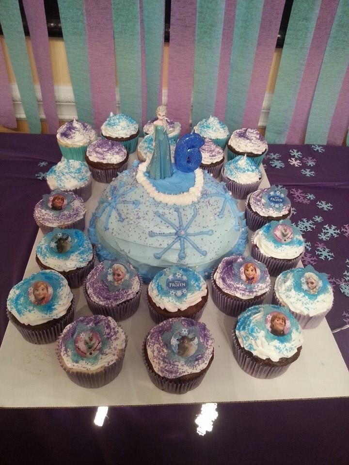 12 best Frozen Party images on Pinterest Birthday party ideas