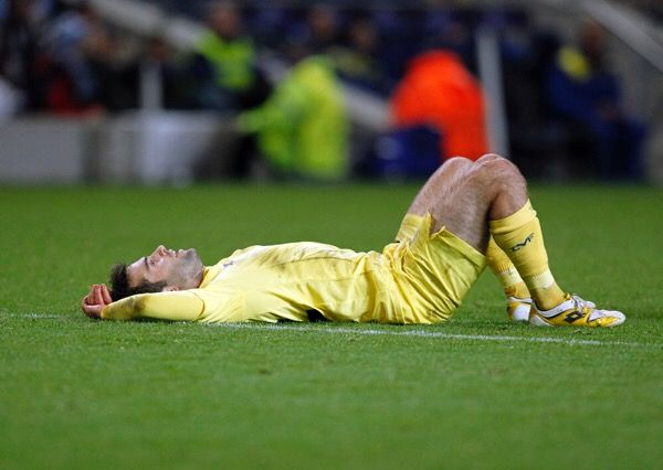 Giuseppe Rossi suffers torn ACL-Dr. Parekh = [video] Celta Vigo forward Giuseppe Rossi suffers an anterior cruciate ligament tear. Will need surgery for a reconstruction. Typically 9 to 11 months RTP. Dr. Parekh…..
