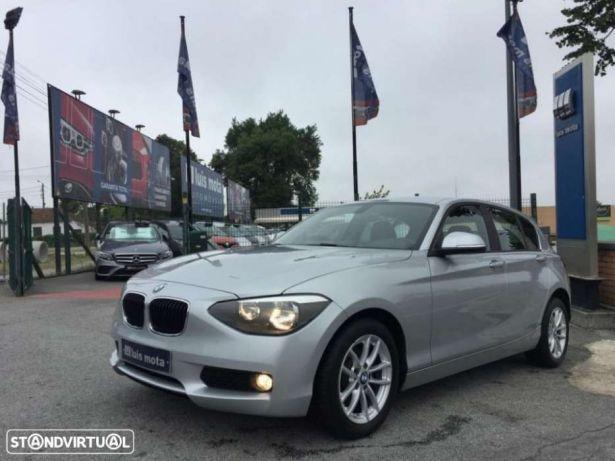 BMW 116 dA Line Urban preços usados