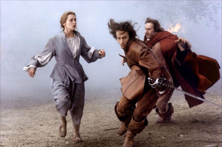 Cyrano de Bergerac, Starring: Gerard Depardieu and Anne Brochet.