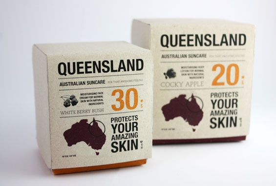 a fictional Australian product for the Norwegian market