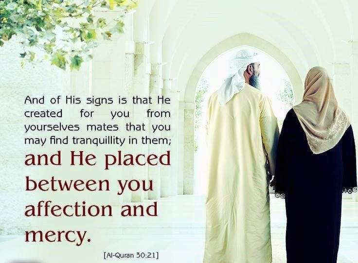 islamic wedding quotes google search httpgreatislamicquotescom - Mariage Forc Islam