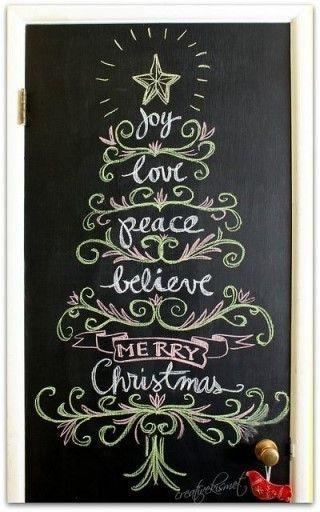 크리스마스 캘리그라피 - Christmas calligraphy 미쿡스타일 : 네이버 블로그