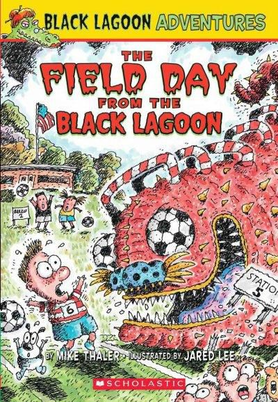68 best graphic novels images on pinterest comic books comics and the field day from the black lagoon black lagoon adventures fandeluxe Gallery