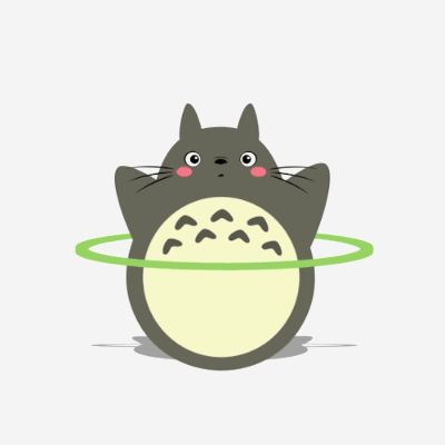 Totoro is so cute – HongKong Company Formation