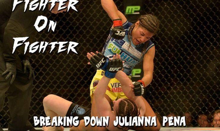 Fighter on Fighter: Breaking down UFC on FOX 23's Julianna Pena