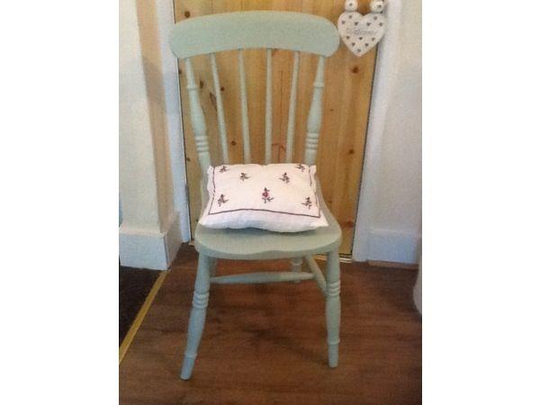 Dressing room shabby chic chair | Dressing room ideas | Pinterest