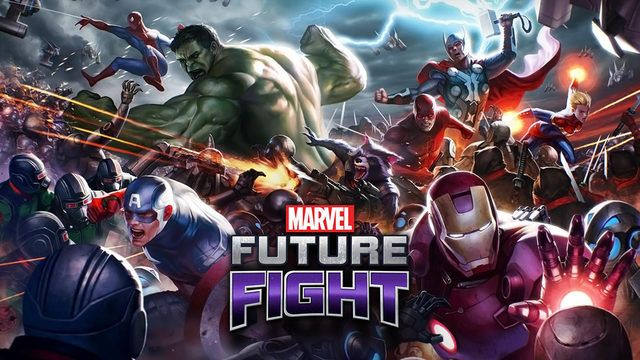 Details On Marve's Future Fight Video Game