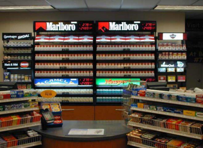 10 Best Custom Tobacco Fixtures Images On Pinterest