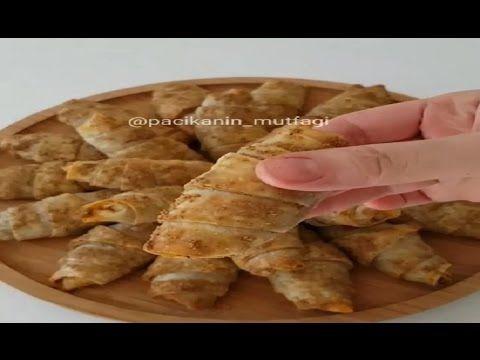 Haşhaş Ezmeli Mercimekli Börek | Basit Tatlı Tarifleri