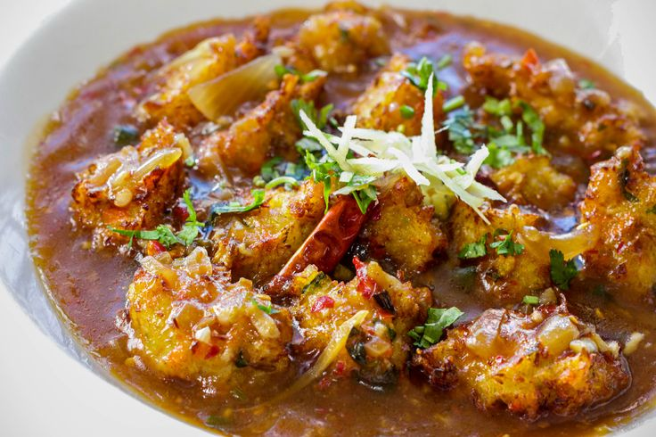 This Cuisine is mix of Indian and Chinese mixing the elegance and intricate recipes of Indian food.