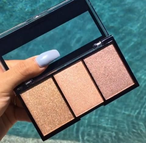 Strobing Highlight Trio Palette Collection 2 City Color