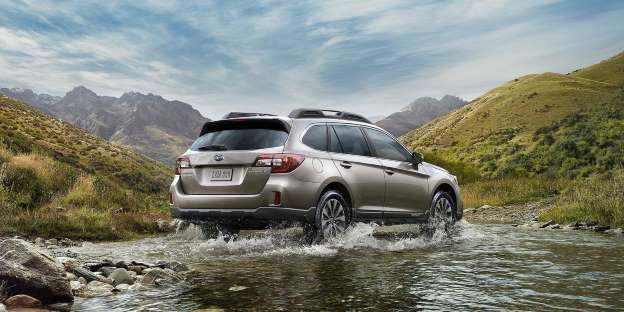 I know what you're thinking: The Subaru Outback sticks out like a sore thumb on this list, and you'r... - Subaru