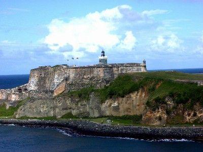 El Morro- San Juan, Puerto Rico