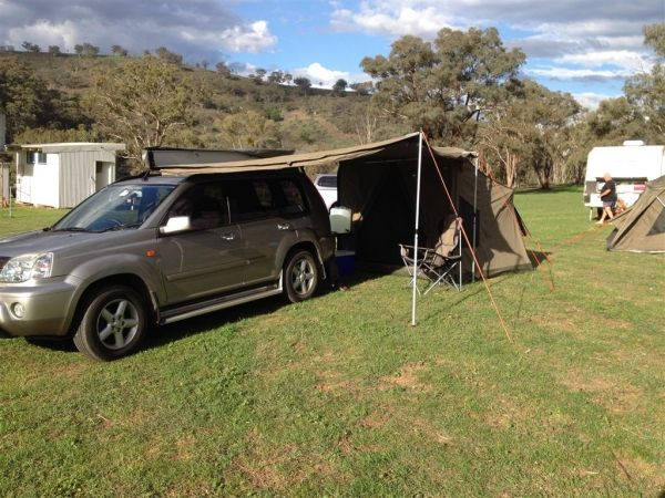 http://www.amazonoutdoors.com.au/blog/n/check-out-this-camping-set-up-for-a-clay-shooting-weekend-140324  One of our staff members went to the Jim Taylor Memorial Shoot near Mudgee on the weekend for 3 days of camping and 2 days of clay shooting. This is a photo of his camping set up.  Click here http://www.amazonoutdoors.com.au/blog/n/check-out-this-camping-set-up-for-a-clay-shooting-weekend-140324