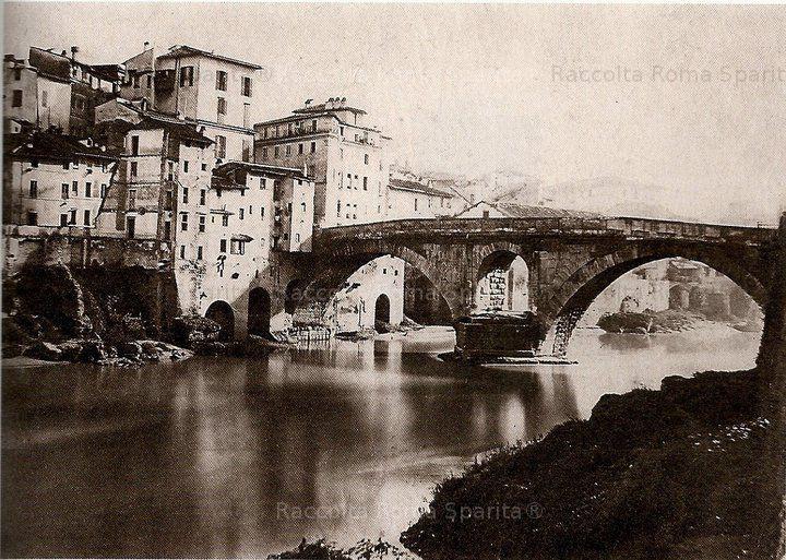 roesler franz 1880-1885 ponte fabricio