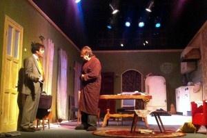 Vuelve en abril - Visitando al Señor Green - Teatro de La Aurora