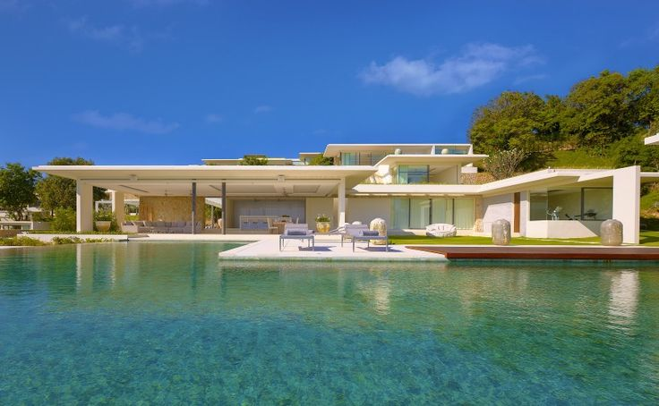 Koh Samui luxury holiday rental, Incredible Modernist Villa | Amazing Accom