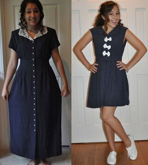 My own thrift store refashion!