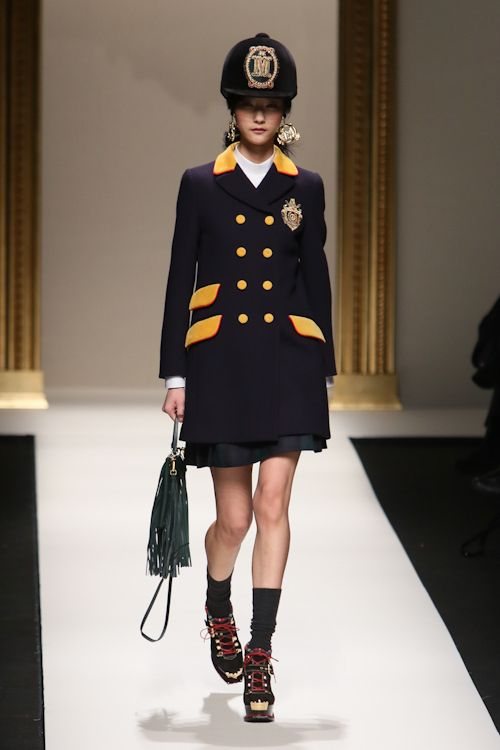 モスキーノ(MOSCHINO)2013-14年秋冬コレクション Gallery16 - ファッションプレス