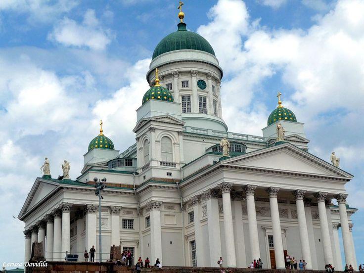 Кафедральный собор Хельсинки, Финляндия