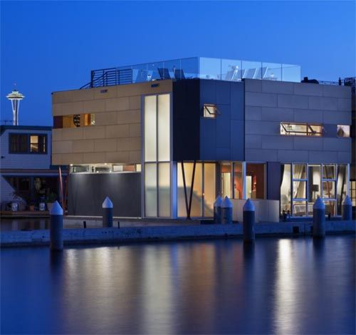 Best HOUSEBOATS Images On Pinterest - Modern custom houseboat graphics