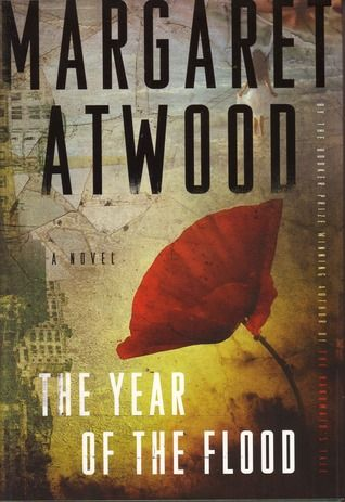 #Printcess Book Review of The Year of the Flood by Margaret Atwood