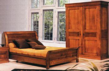 Dormitor Martin mobila lemn masiv http://www.ronexprod.ro