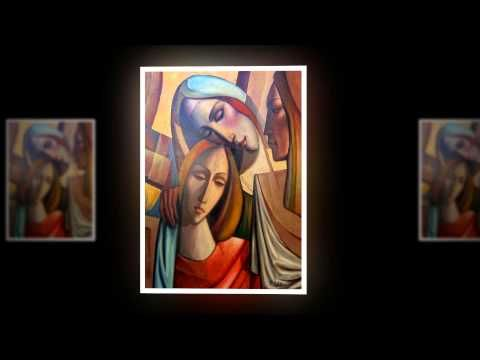 """DiegoVoci™ - """"Beautiful Faces"""" by Diego, courtesy pf Stephen Max, Alberta Canada.  Is your artwork in this exquisite presentation? You'll be surprised..."""
