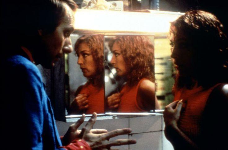 Eusebio Poncela, Carmen Maura, 1987 | Essential Gay Themed Films To Watch, Law of Desire (La Ley Del Deseo) http://gay-themed-films.com/watch-law-of-desire/