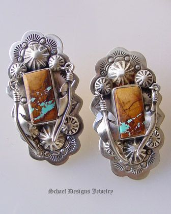 Schaef Designs Southwestern Turquoise Jewelry