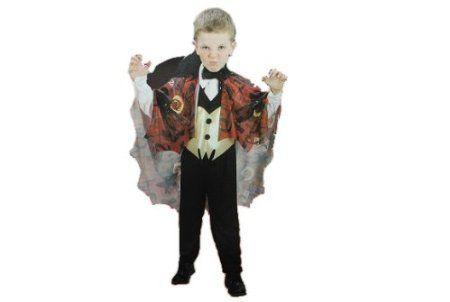2 tlg. Set Umhang Vampir / Drakula 4 bis 5 Jahre Größe 104 / 116 mit Fliege - by Kinder-Land @ niftywarehouse.com #NiftyWarehouse #Dracula #Vampires #ClassicHorrorMovies #Horror #Movies #Halloween #Vampire